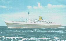 Rppc-S.S. Statendam, Appr.23,000 Gross Reg. Tons Holland-America Line