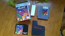 AbadoX NES, CIB, HTF