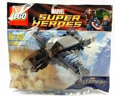 LEGO Exclusive Super Heroes Avengers Quinjet Special Promo Set 30162 NEW