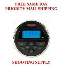 JENSEN MS30 AM/FM/USB Compact Waterproof Stereo - Blue Backlight FREE SHIPPING