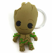 Marvel GUARDIANS OF THE GALAXY Figural Keyring Series GROOT KEYCHAIN Exclusive B
