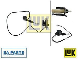 Master / Slave Cylinder Kit, clutch for IVECO LUK 513 0071 10