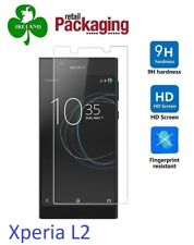 Premium Tempered Glass™ For Sony Xperia L2 Screen Protector Film Guard Glass