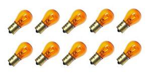 GM ACDelco 1156NA Genuine OEM Original Equipment Turn Signal Light Bulb (10)