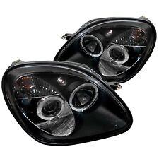 Spyder Auto 5011190 Halo Projector Headlights Fits 98-04 SLK230 SLK32 AMG SLK320