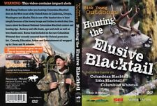 Blacktail Deer DVD Hunting Columbia blacktail on the west coast