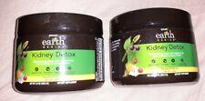 GNC Earth Genius Kidney Detox, Touch of Citrus, Lot Of 2!!!!