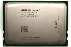AMD 2.8GHz 16-Core Opteron 6386 SE (140W) OS6386YETGGHK Socket G34/Abu Dhabi CPU