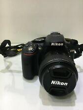 Nikon D5300 (Black) Full Set