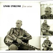 LARRY CARLTON 'FIRE WIRE' CD NEW+!!!!!
