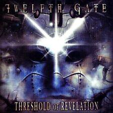 Threshold of Revelation * - Twelfth Gate (CD 2006)