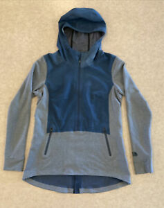 The North Face Wind Stopper Hoodie Stretch Running Jacket Women's Medium
