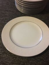 Crown Victoria China LOVELACE Pattern Bread & Butter Plates 6.25, Lot Of 10