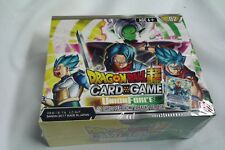DRAGON BALL SUPER CARD GAME UNION FORCE BOOSTER 24 PACKS SEALED