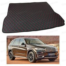 Anti Scrape Leather Car Trunk Mat Carpet Fit for BMW X5 2014 2015 2016 2017