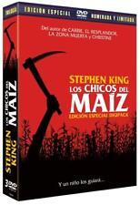 LOS CHICOS DEL MAIZ I-II-III DVD EDICION DIGIBOOK HOLOGRAMA NUEVO ( SIN ABRIR )