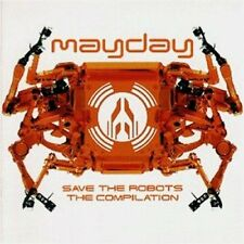 Mayday-Save the Robots (1998) Members of Mayday, Stretch & Vern, Dave A.. [2 CD]