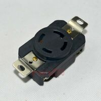NEMA L14-30R 30A 125V/250V Locking Electrical Plug Female Wall Receptacle 583
