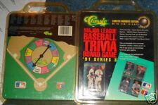 Classic MLB trivia board game 1991 series edition 3