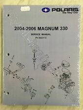 Polaris Magnum ATV 330 2004-2006 Genuine Service Manual P/N 9920172