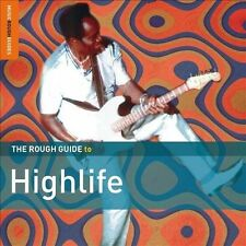The Rough Guide to Highlife [Digipak] - Various (2CD 2012 Rough Guide)