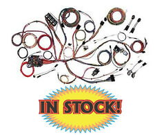 American Autowire 1964 1965 1966 Mustang Classic Update Wiring Kit # 510125