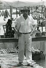 PHILIPPE NOIRET L'AFRICAIN  1983 VINTAGE PHOTO ORIGINAL N°5