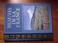 $$ Livre Beautes de la France  L'Auvergne et le Limousin  Gorges de la Dordogne