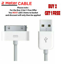 CE Approved Charging Cable Charger Lead for Apple iPhone 4,4S,3GS,iPod,iPad2&1
