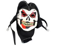PAPER N.Y COMIC CON    HARLEY  QUINN  MASK AND  EYE MASK