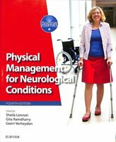 Physical Management for Neurological Conditions by Sheila Lennon 9780702071744
