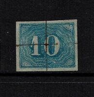 Brazil SC# 37, Used, tiny pinhole - Lot 070417