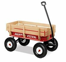 Steel And Wood Wagon 32 Seamless Natural Body