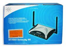 Axess-Tel Gateway 3G MV400i Router CDMA 1xEV-DO Rev A Modem Print Server New