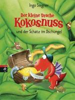 Der kleine Drache Kokosnuss und der Schatz im Dschungel von Ingo Siegner (2014,