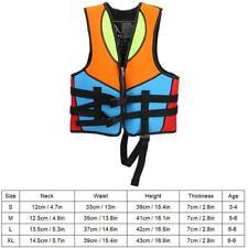 Manner Kids Swim Jackets Children Swimming Vest Neoprene Swim Trainer Swimwear
