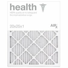 Optimal for Health Protection- AiRx HEALTH 20x25x1 Air Filters -Box of-6 MERV 13