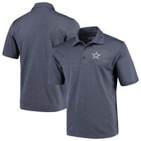 New Dallas Cowboys Authentic NFL Football Men's choose size Polo Golf Shirt Navy