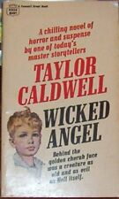 B004Fsfm10 Wicked Angel (A Chilling Novel of Horror and Suspense) First Crest P