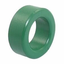 36mm Outside Dia Green Iron Inductor Coils Toroid Ferrite Cores WS J8J5