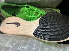NIKE ZOOMX VAPORFLY NEXT % US M12.0 Green/Black - NEVER WORN