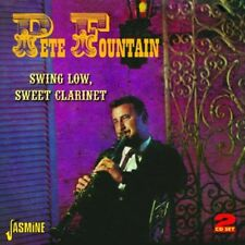 Pete Fountain - Swing Low Sweet Clarinet [New CD] UK - Import
