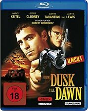 From dusk till dawn Blu-ray Uncut Special Edition Teil 1 NEU OVP