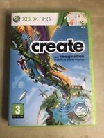 Create for Xbox 360 Game No Ins - Spark Your imagination