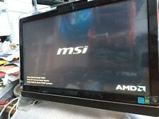 0813N-PC All In One MSi MS6650 Touch Screen