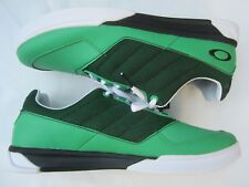 OAKLEY SECTOR Golf SHOES Sneakers ATHLETIC Lightweight MEN'S 8 14067-600 GREEN