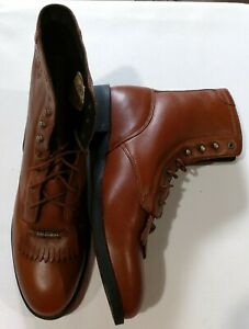 Ariat - genuine leather ladies high top boots Style No. 11028 - size 9.5B