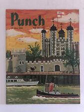 PUNCH Magazine July 11 1962