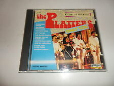 Cd   The Platters  ‎– Masters Of Pop Music