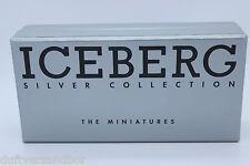 Iceberg Argent Collection Le Miniatures 3 Mininiaturen Neuf Emballage D'Origine